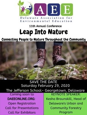 Delaware Association for Environmental Education - Annual Conference